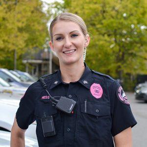 Sergeant Samantha Hess