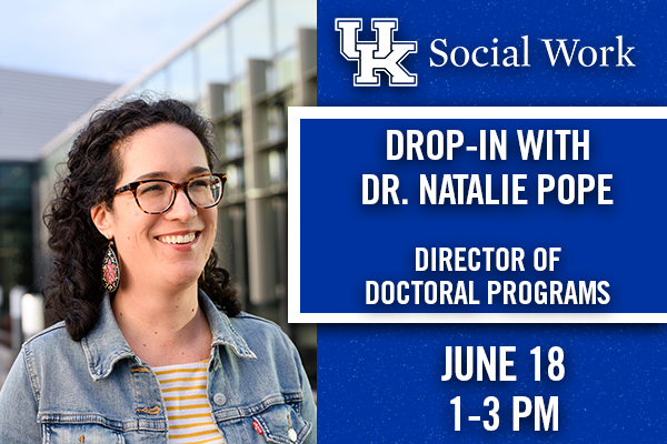 Virtual Drop-in with Dr. Natalie Pope