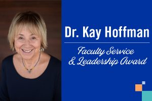 Kay Hoffman Receives CSWE Award