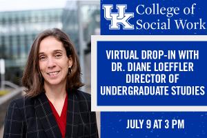 Virtual Drop-in with Dr. Diane Loeffler