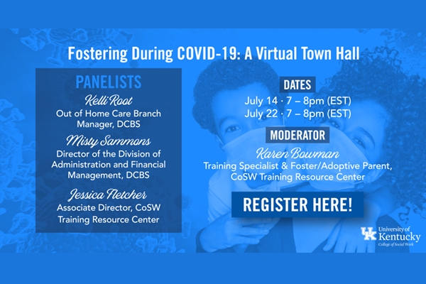 Fostering During COVID-19 Town Hall