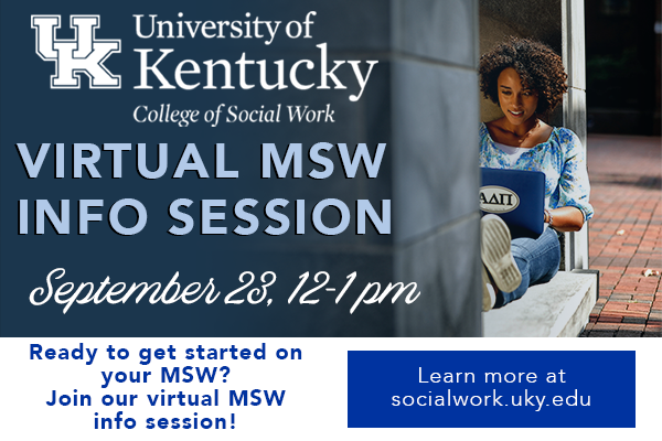 Virtual MSW Info Session
