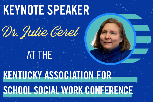 KASSW Virtual Conference ft. Keynote Speaker Dr. Julie Cerel