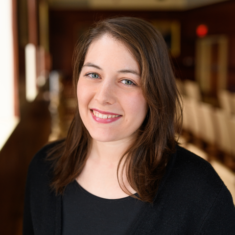 Doctoral Candidate Receives ISTSS Student Registration Award