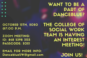DanceBlue Interest Meeting