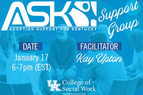 ASK-VIP Support Group with Kay Upton