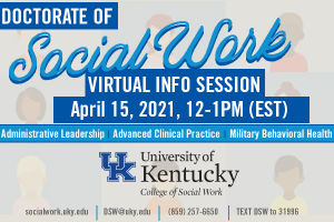 Virtual DSW Info Session
