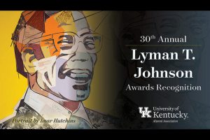 Thrasher, Tose to Recieve Lyman T. Johnson Torch of Excellence Awards