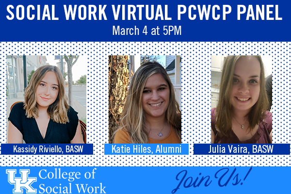 Virtual PCWCP Panel