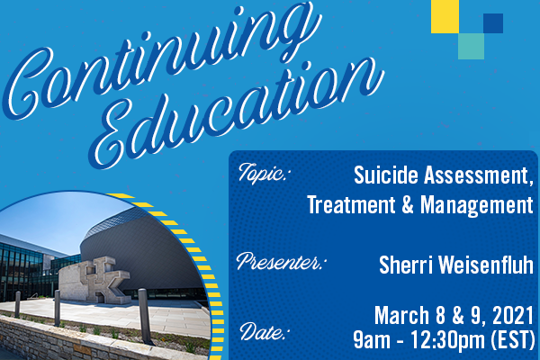 Suicide Assessment, Treatment And Management