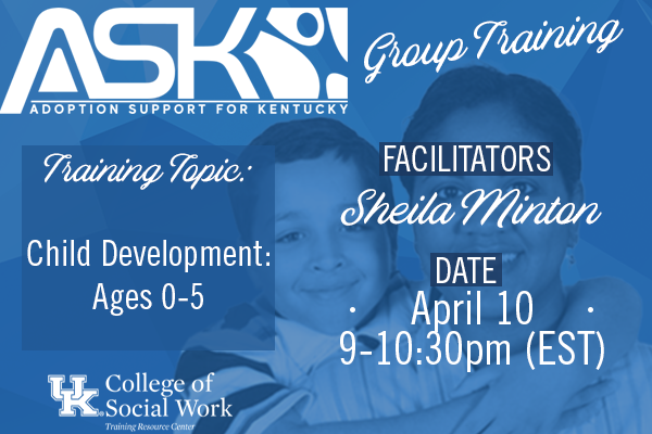 ASK-VIP Group Training with Sheila Minton