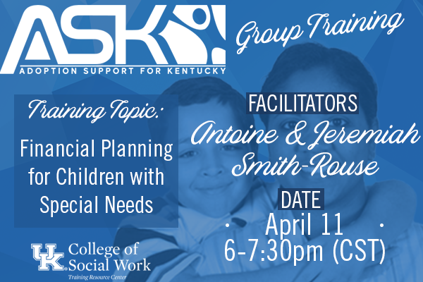 ASK-VIP Group Training with Antoine & Jeremiah Smith-Rouse