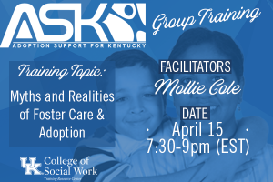 ASK-VIP Group Training with Mollie Cole