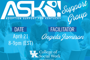 ASK-VIP Support Group with Angela Jamison