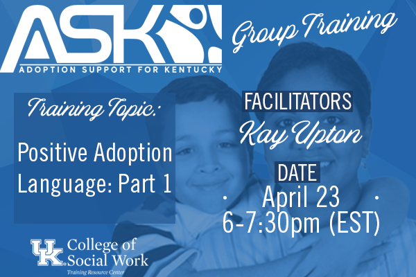 ASK-VIP Group Training with Kay Upton