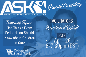 ASK-VIP Group Training with Rachael Wall